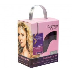 Curlformers Barrel Curls Extra Long Glam Up Kit Deluxe Range