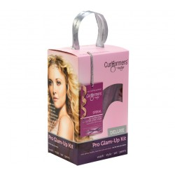 Curlformers Rizos en espiral Cabello extra largo KIT GLAM UP