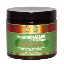 Damaged Hair Care - Restorative Mask Xtreme Repair