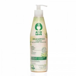 Soin cheveux - Afro Love Shampoing Liquide Sans Sulfate