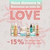 Puisque nous sommes dans le mois du LOVE 💕💕💕💕💕💕💕💕  Profitez de -15% de  réduction à partir de 45€ d'achat sur l'ensemble de notre e-boutique en France et notamment TOUTE LA GAMME @afrolovefrance et @curlylove_fr  avec le code : LOVE21  🥰 Offre valable jusqu'au 18 février 2021 minuit.   Livraison en France 🇫🇷 et 🇪🇺 Europe Visitez 👉🏽 @mac.and.beauty www.mac-and-beauty.com  . . .  #offre #solde #promo #reduction #cheveux #cheveuxbfc #afro #crepus #crespo #rizos #cheveuxafro #haircare #hydratation #hair #cabello #cheveux #naturel #soincheveux #soincapillaire #cabello #beautyhair #naturalhair #cheveuxnaturels #picoftheday #photooftheday #instamoment #instamood #instalikes #instadaily