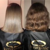 Tous les jours, partout dans le monde, les professionnels de la coiffure font des merveilles avec #Kerarganic ! C'est l'Avant et Après d'une cliente heureuse ! ............ 👇👇👇 . #Repost @kerarganicofficial • • • • • • Everyday, all around the world #BeautyProfessionals are doing wonders with #Kerarganic! This is the #BeforeAndAfter of a #HappyClient in @keratin_paradise 🌟🌟🌟🌟🌟🌟🌟 #Kerarganic #KeratinTreatment #OrganicIngredients #OrganicKeratinTreatment #Organic #CrueltyFree #NotTestedOnAnimals #GorgeousHair #BeautifulHair #HealthyHair #GoodHairDay #GloriousHair #Beauty #BeautyProfessional #ProfessionalBeauty  #ProfessionalStylist #Stylist #coiffure #beauté #cheveux #soincapillaire #soincheveux