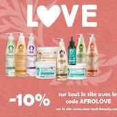 Profitez de l'offre et donnez du Love à votre Afro !  💡Offre valable jusqu'à samedi 31/07/2021 à minuit ⏰ sur l'e-boutique de @mac.and.beauty 👉🏽lien dans la bio. . . Livraison gratuite en France 🇫🇷 métropole dès 150€ d'achat.  . . . . #reduction #achat #offre #promotion #cheveuxafro #kinkihair #curlyhair  #cheveuxcrépus  #cheveuxcrepuslongs #cheveux4b #cheveux4c #cheveuxnaturel  #afro  #afrohair #hairnatural  #hairstyle  #afrohairstyle  #blackgirlmagic  #blackqueen #blackgirl  #curlyhair  #curly  #curlyhairstyles  #africa  #africaine #4hairstyle #4chair #3c4ahair #3chair