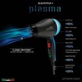 Disponible sur www.mac-and-beauty.com Livraison en France🇫🇷 et UE🇪🇺   👇🏽  🌀 #Plasma est le seul sèche-cheveux au monde avec l'activateur Activé Oxygène avec une action qui rehausse la couleur et protège la tige. 🎨💪 Des résultats exceptionnels grâce à la nouvelle technologie qui combine #OxygenActive et #AirIonized:   ✔️ + 95% de fermeture des cuticules  ✔️ + 50% de durée de couleur  ✔️ + 90% de brillance des cheveux  ✔️ + 70% de maintien du pli  ✔️ + 20% volume  #Repost @gammapiu • • •   #LOVEYOURHAIR #sechecheveux  #brillance  #dure #brushing  #brunch  #couleur  #protecteur
