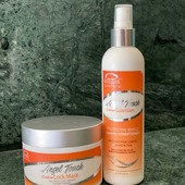 """Tous les jours, vos cheveux sont exposés à l'oxydation naturel provoqué par l'oxygène, l'humidité, le rayonnement ultraviolet et à la contamination de notre environment.   Conséquence :  sensibilisation de la fibre capillaire, perte de la couleur et de la brillance, pointes fourchues…  Avec le Masque Angel Touch et le Conditionner sans rinçage """"Leave-In"""" de la gamme """"Color Care"""" de  KerarganiC, maximisez l'efficacité du Sérum (protecteur UV et chaleur) 😉   Disponible uniquement sur notre  site (lien dans la bio)  🌤️ 🌞  🌤️ #uv #UVprotection #produitcapillaire #protectionsoleil #protectioncapillaire #masquecapillaire #masque #leavein #conditionnersansrinçage #chaveux #picoftheday #photooftheday #instamoment #instamood #instalike u"""
