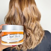 Voilà un exemple : Angel Touch de KerarganiC vous aide à entretenir et protéger vos cheveux colorés ou chimiquement traités.
