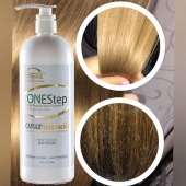 C'est exactement comme celà  que fonctionne le système de rajeunissement capillaire #OneStep : un réparateur en profondeur 👉Moelle, cortex et cuticule des #cheveux  par l'action du #Caviar des #Aminoacids , #collagene , protéines... , et plus important encore : 0% de formol #FormaldehydeFree !   . . . . #Repost @kerarganicofficial • • • • • • This is exactly how #OneStep Hair Rejuvenation System works, repairing the #Hair cortex by the action of the #Caviar and #Aminoacids, most importantly, #FormaldehydeFree! 🌿🌿🌿🌿🌿🌿🌿 #Kerarganic #HairCare #BeautifulHair #HealthyHair #GoodHairDay #GloriousHair #Beauty #BeautyProfessional #ProfessionalBeauty #ProfessionalStylist #Stylist #Natural #Organic #OrganicIngredients #InstaHair #inspiration #instagood #instahaircolor #hairporn #haircare #hairfashion