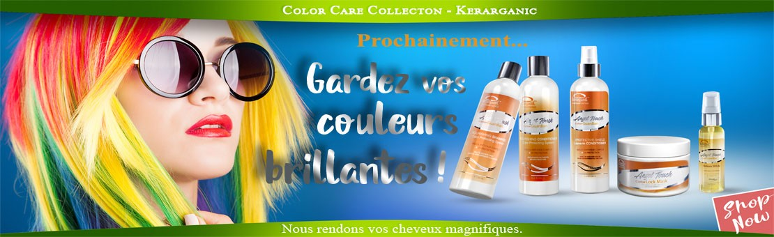 KerarganiC - Color Care Collection